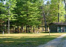 Camping Manistee River Camping Northern Michigan